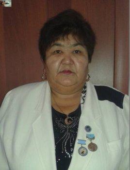 Қанатбекова Клара Торехановна