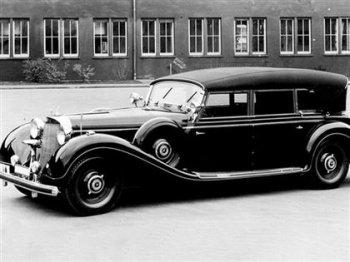 Гитлердің лимузині енді сатылымда